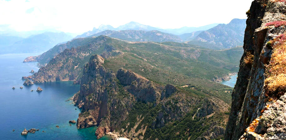 3 manières actives de découvrir la Corse