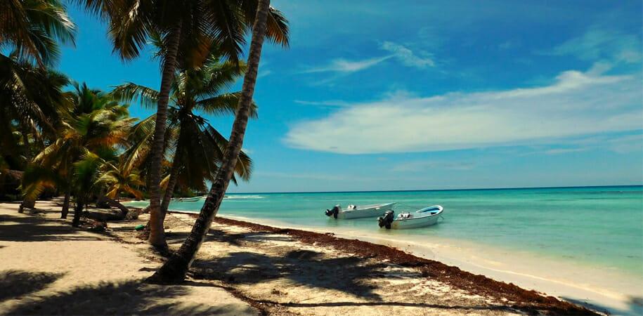 Destinations pour passer les vacances d'hiver au soleil