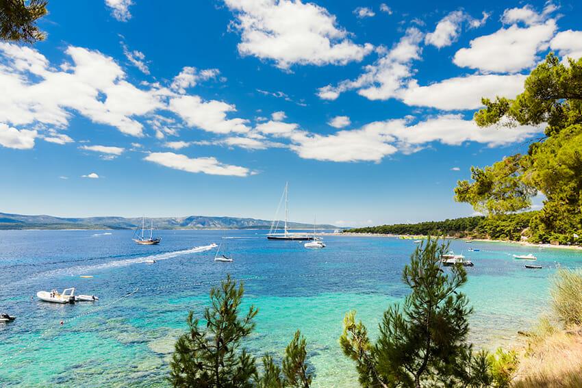 Visiter la croatie pour les vacances