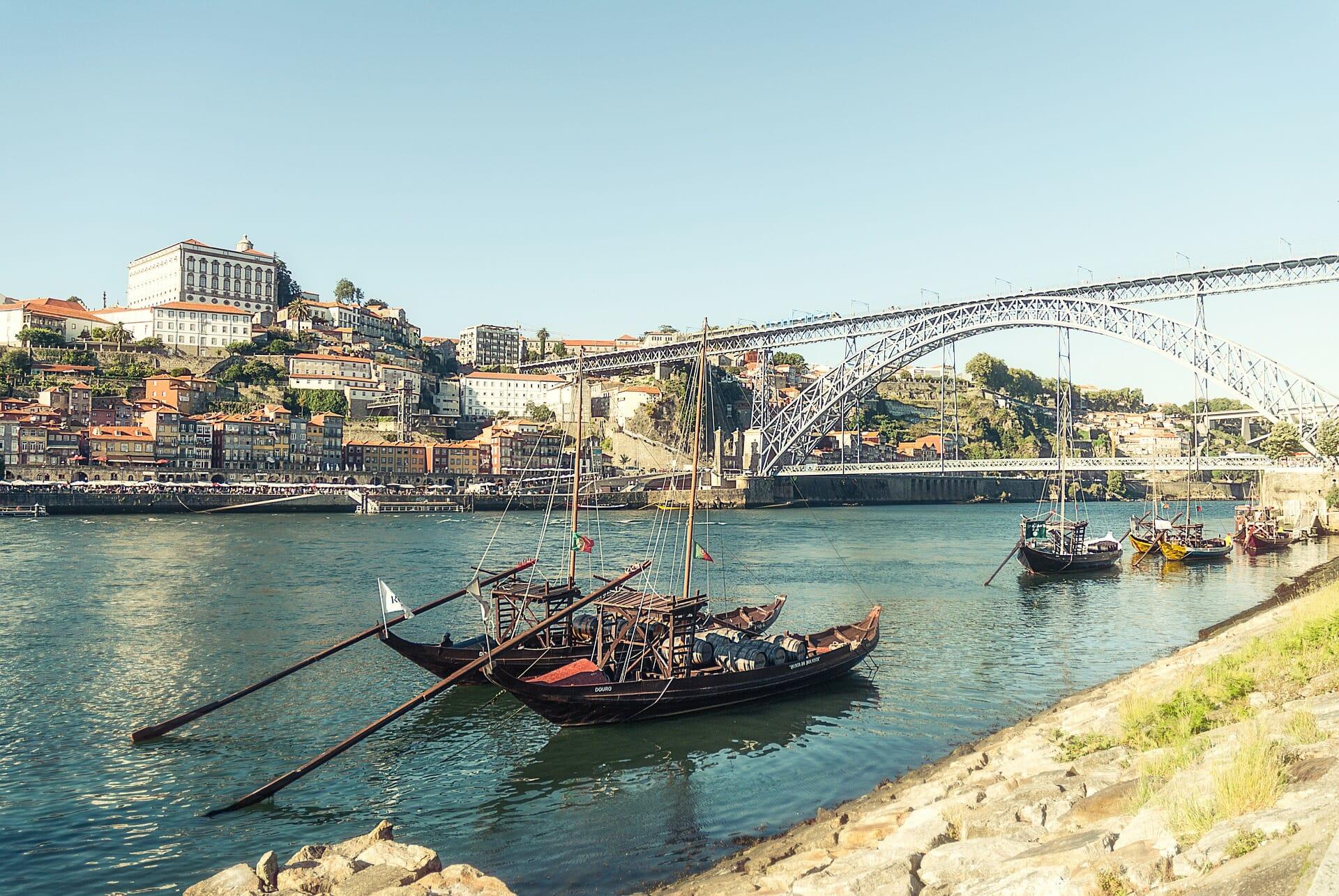 voyage a porto