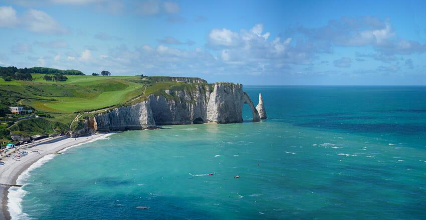 Normandie en france