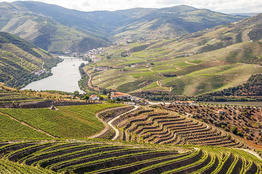 Portugal visiter la région du douro