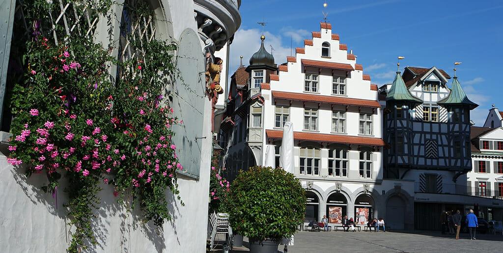 Ville historique saint gall