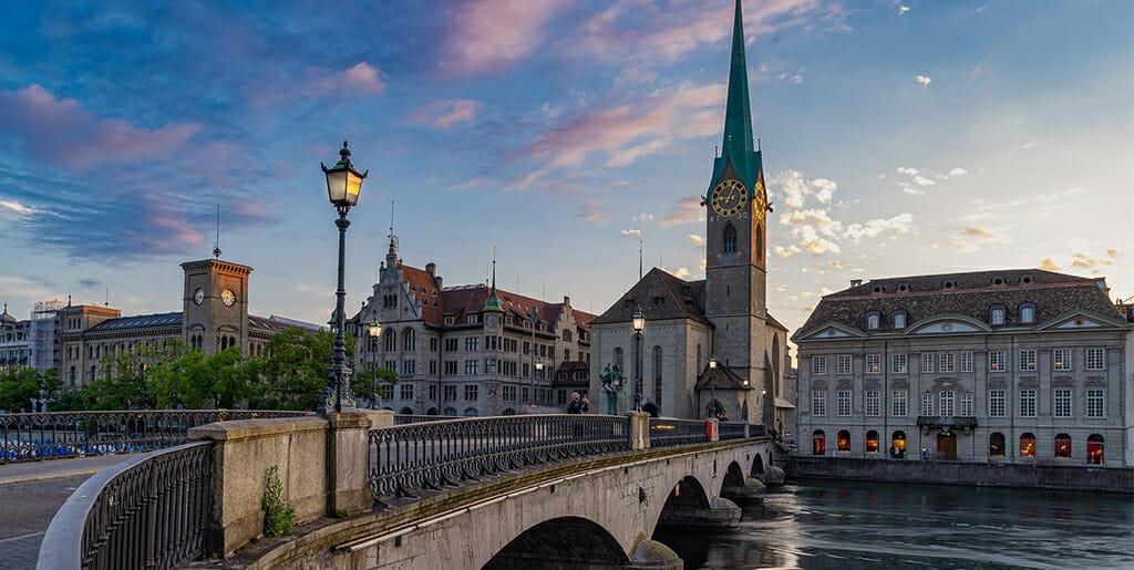Visiter la ville de Zurich