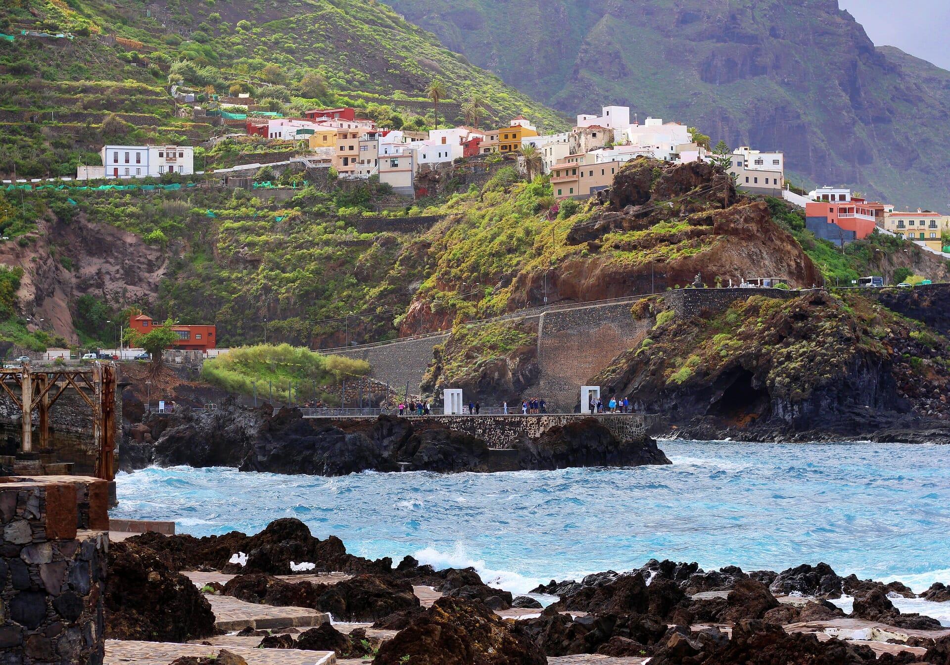 Iles canaries, Tenerife