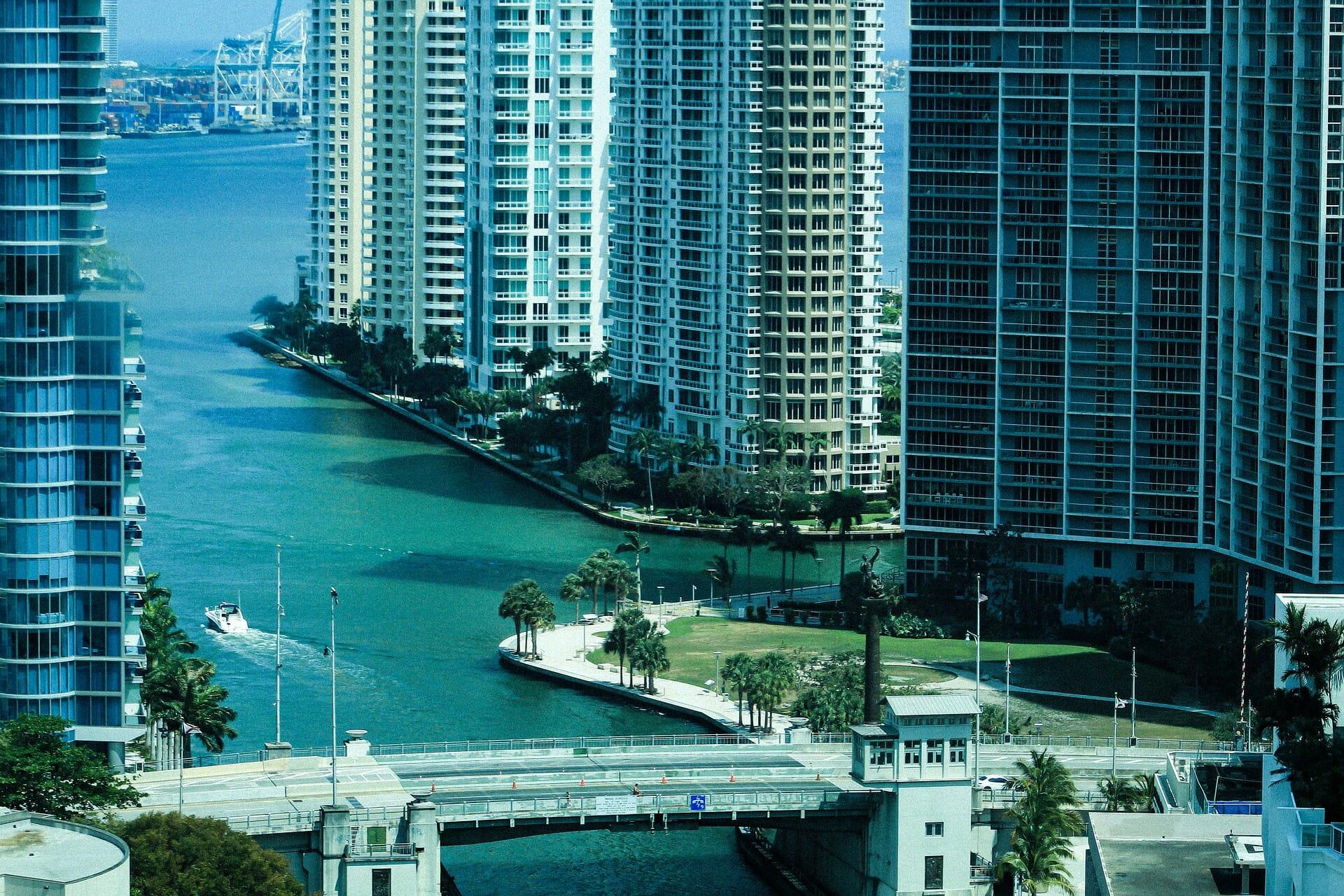 Quartier de Brickell, Miami
