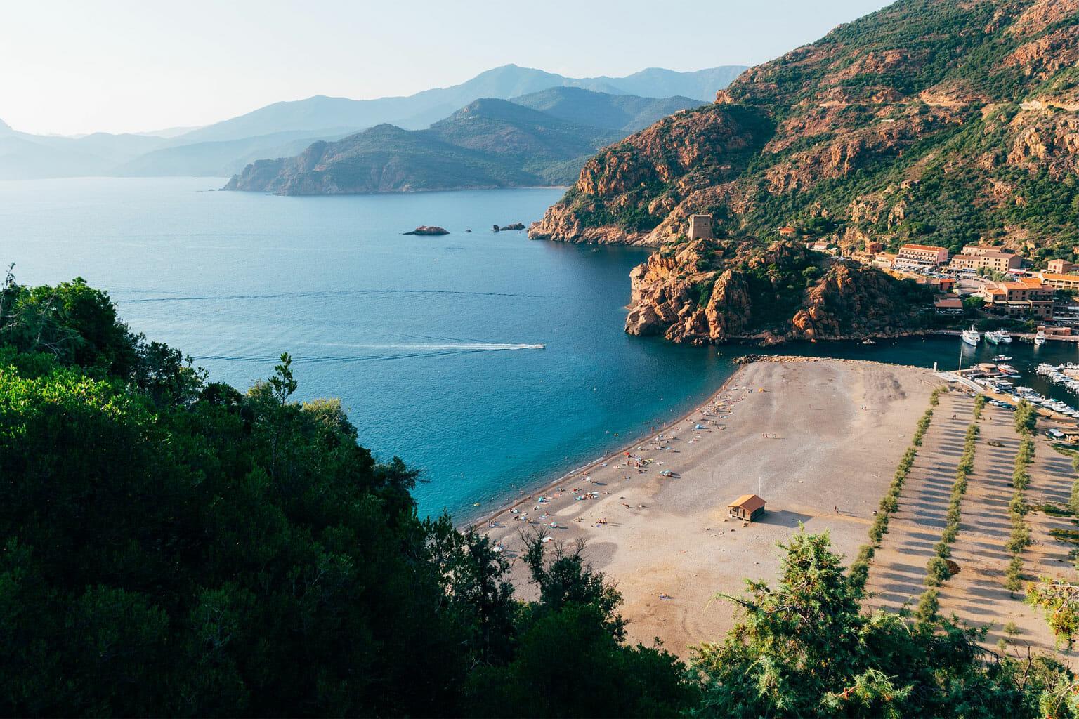 Image Corse
