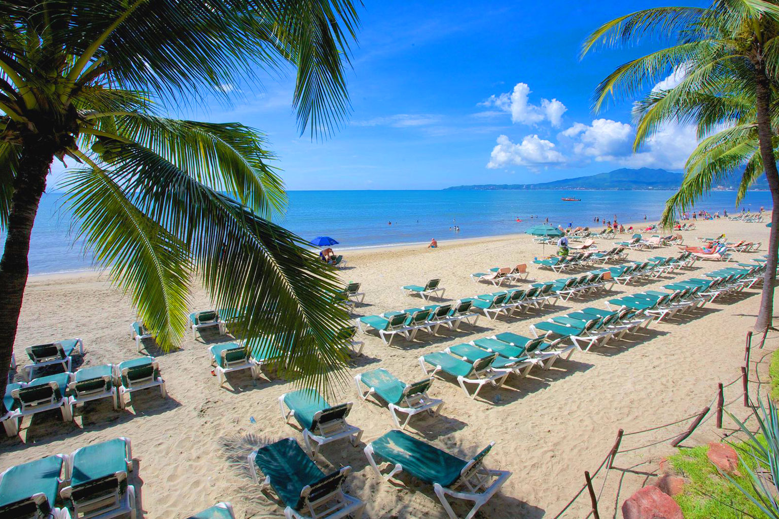 Plage Mexicaine