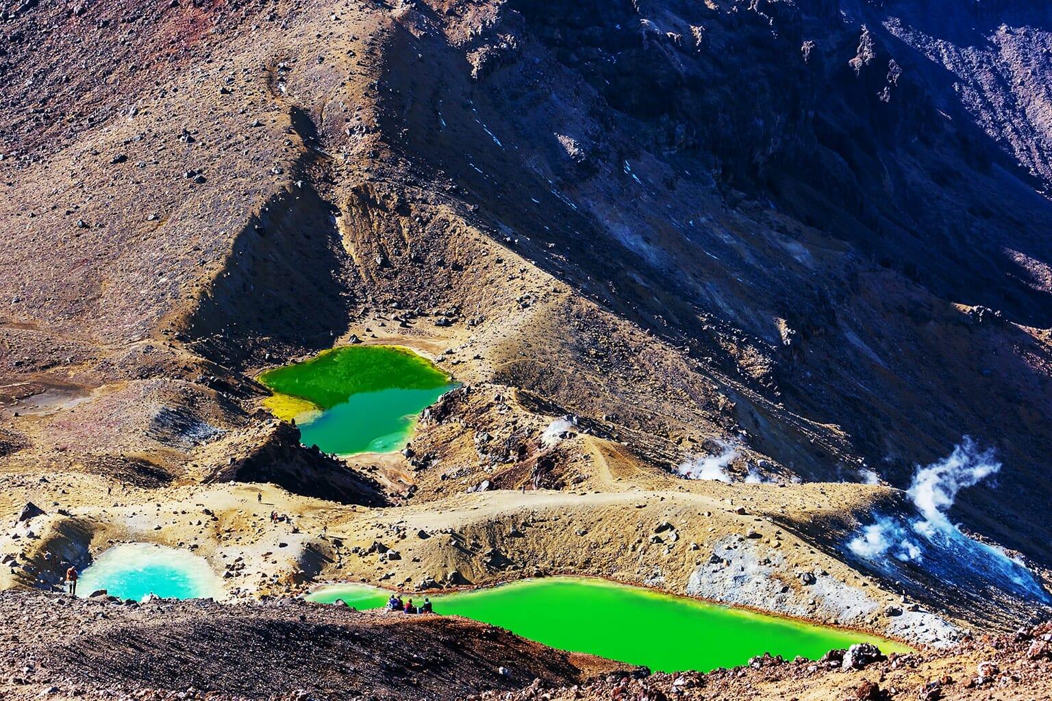 Mont Tongariro