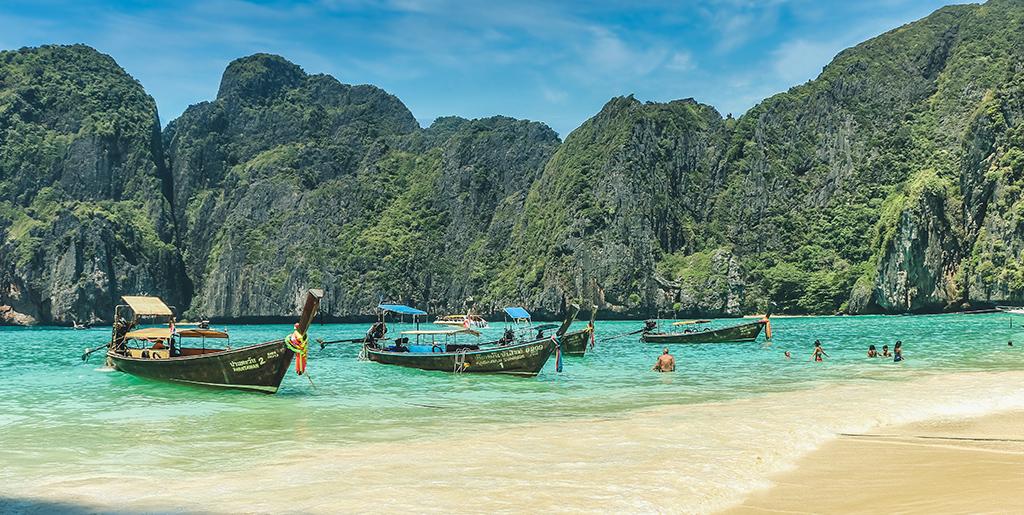 Ile Phi Phi, Thaïlande