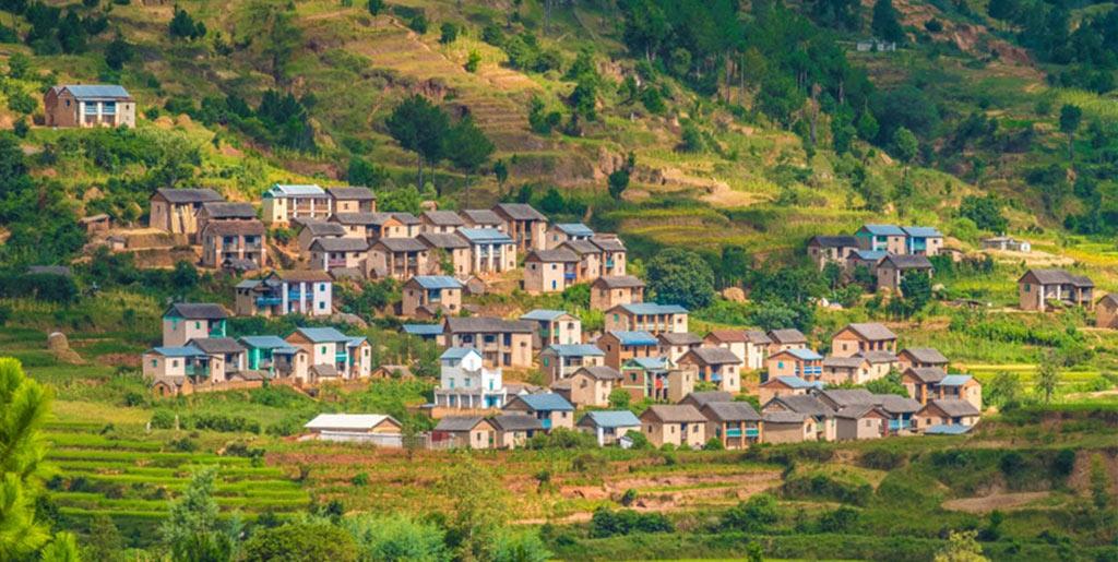 Village Merina